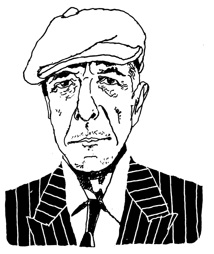 Leonard_Cohen_by_Dennis_Eriksson